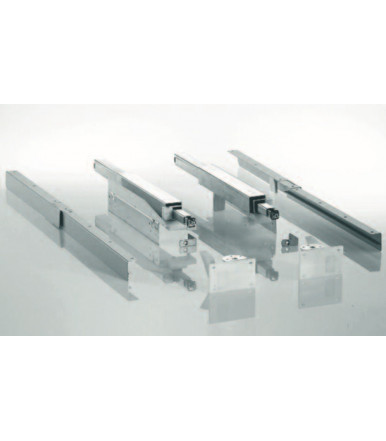 Gilardi MTE 106 machinery for collapsible table With Superposable Shelves