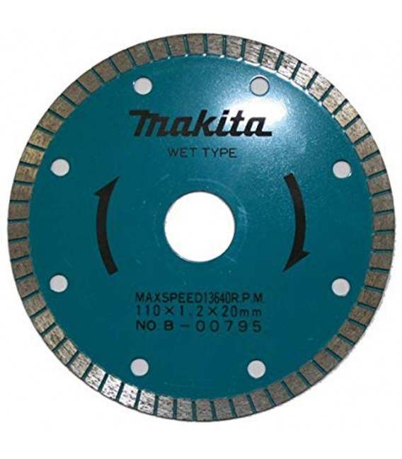 Disco diamantato 110x20 mm B-22028 Makita
