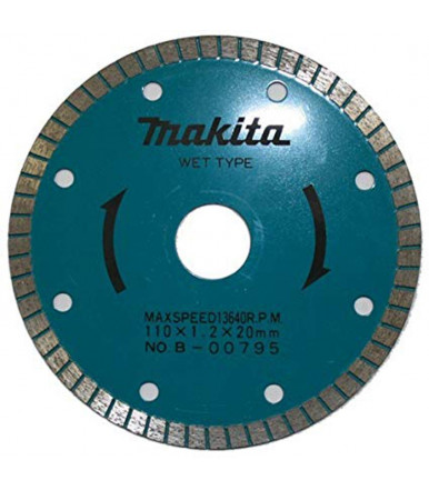 Diamond disk 110x20 mm B-22028 Makita