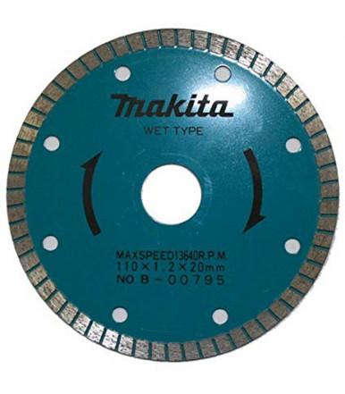 Disco diamantato 110x20 mm B-22028 Makita
