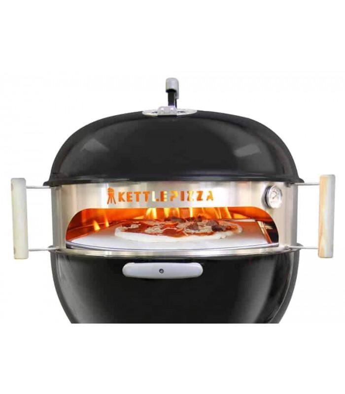 d9c5e6473 Juego original KettlePizza KPB-22 para Barbacoa de carbón 47, 56 y ...