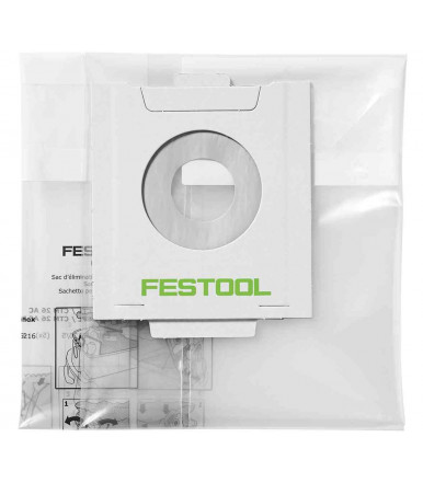 Festool 496215 Disposable bag ENS-CT 36 AC/5