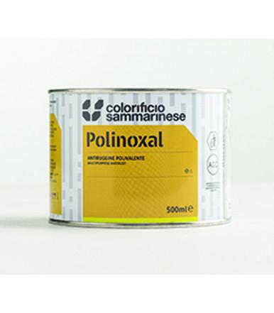 Antiruggine sintetica fine, Grigia Polinoxal Colorificio Sammarinese