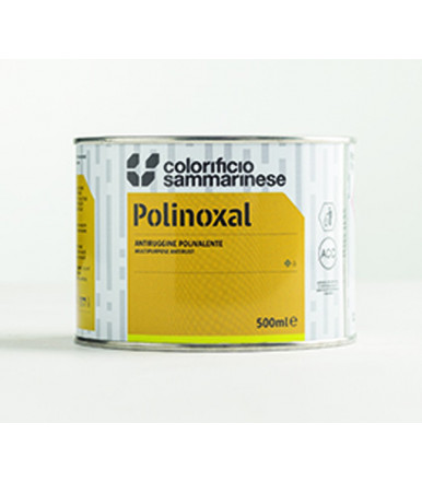 Colorificio Sammarinese Gray Fine Synthetic Anti-rust Polinoxal
