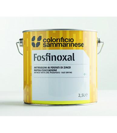 Antiruggine extra ai fosfati di zinco, Grigia Fosfinoxal Colorificio Sammarinese