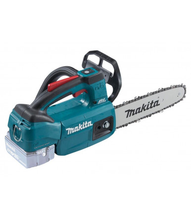 Makita DUC254Z 18V BL electric chainsaw battery 250 mm