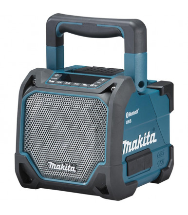 Makita DMR202 Bluetooth and USB Job site radio-speaker