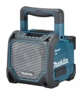 Radio speaker portatile da cantiere Bluetooth e USB Makita DMR202