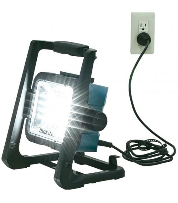 Faro-Lampada 20 LED AC/DC 14,4V / 18V Makita DEADML805