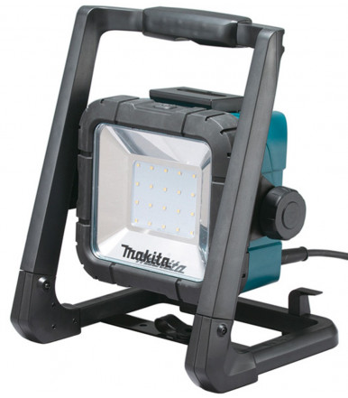 Makita DEADML805 Corded and cordless led worklight 20 LED AC/DC 14,4V / 18V