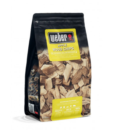 Weber wood Chips for smoker - Apple 17621