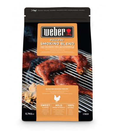 Weber Räucherchips-Mischung für Geflügelfleisch 17833