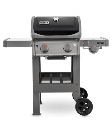 Barbecue a Gas Spirit II E-220 GBS Nero Weber