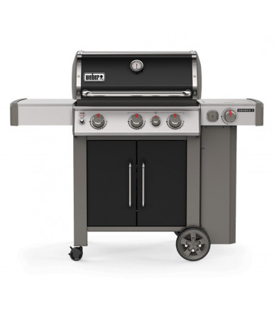 Weber Gas Barbecue Genesis II EP-335 GBS Black