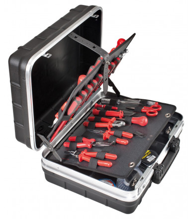 GT Line ATOMIK 215 PEL High thickness polypropylene tool case