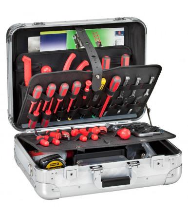 GT Line METAL LITE PEL Aluminium professional tool case