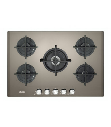 De' Longhi SLF 575 LT2 Slim Glass gas hob 75 cm