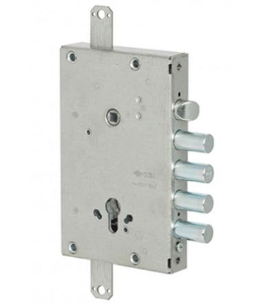 Cisa 56515 Revolution cerradura de cilindro para puertas acorazadas con mecanismo de cremallera