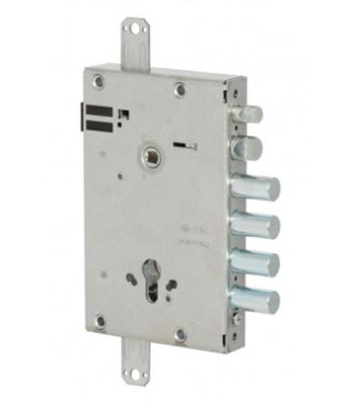 Cisa 15515 Revolution cerradura de cilindro para puertas acorazadas con mecanismo de cremallera