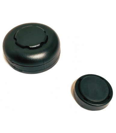 Magnetic stop Ø 55 mm for shutters and doors