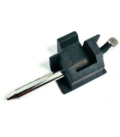 Giussani serrature Bisagra, rotación 180° para una sola puerta