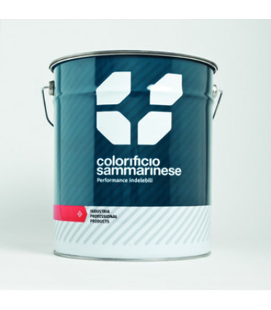 Colorificio Sammarinese Mattem Nitrocellulose-Email Titanloid Opaco