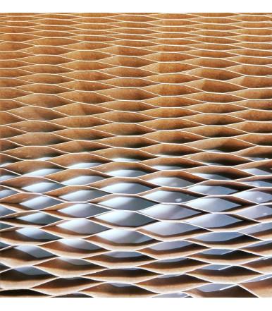 Cartone a nido d'ape multiuso a struttura esagonale