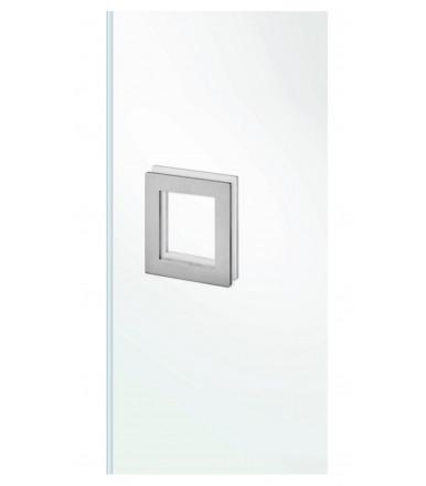 Maniglia acciaio inox a filo per vetro art.IN.16.551.A JNF