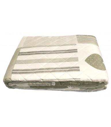 Edredón para cama doble Masha Gogo Style