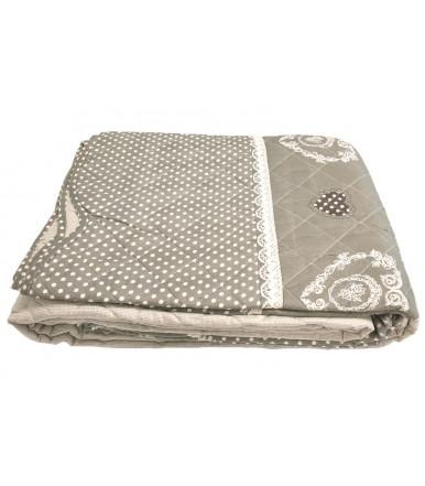 Edredón para cama doble Merano Gogo Style