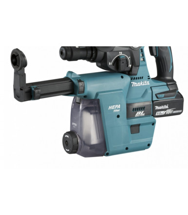 Makita DX07 Dust extraction system for rotary hammer DHR243