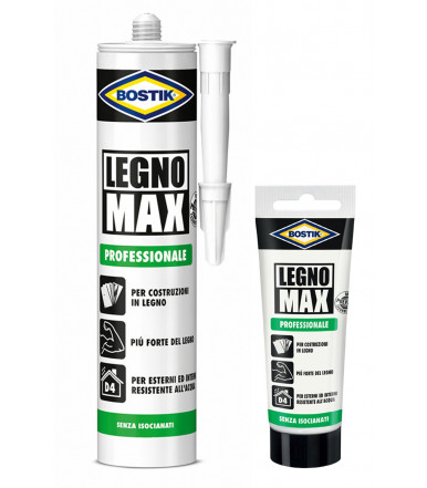 Bostik Legno Max professional adhesive-glue for wood