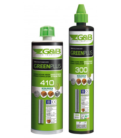Ancorante chimico professionale MA GREEN PLUS G&B
