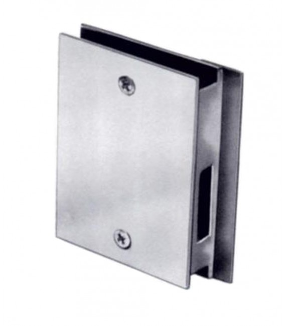 Art. S.1206 double-locked lock for glass, American game