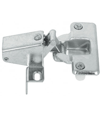 Swing up Hinge, Screw Fixing Cup, for Straight Flaps up to 1,5 kg 356.35.815