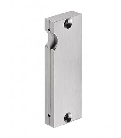 Cazoleta de embutir de acero inoxidable para puerta corredera art.IN.16.317 JNF
