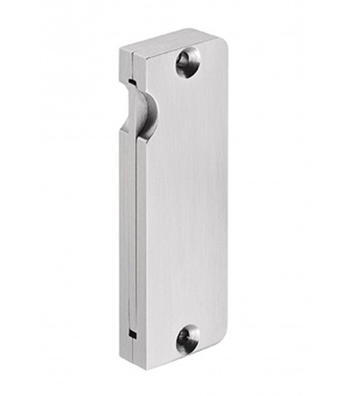 Inox concealed flush handle with retractable handle for sliding door art.IN.16.317.R JNF