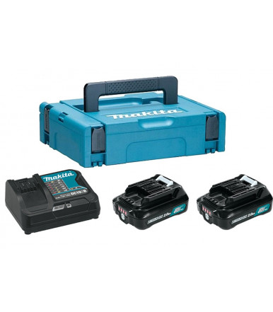 Kit Energy Makita 12Vmax 2,0 Ah
