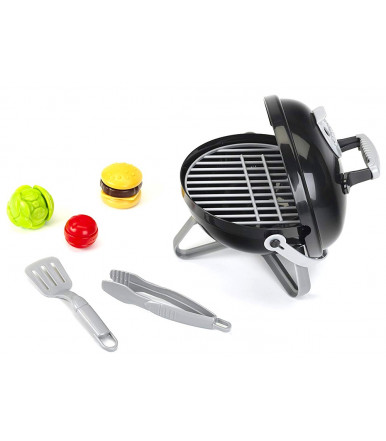 Weber Smokey Joe Mini Barbacoa juguete negro