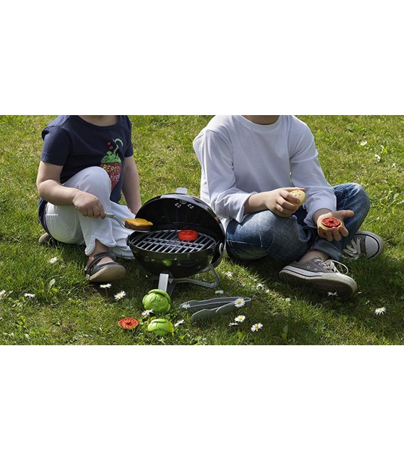 Weber Smokey Joe Mini Toy grill barbecue Black