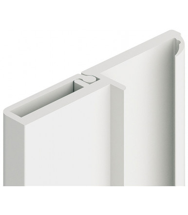 Listón de tope de PVC 2.75 mt art.239