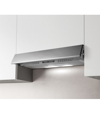 Elica GR-FR.IX/F downdraft with stainless steel front