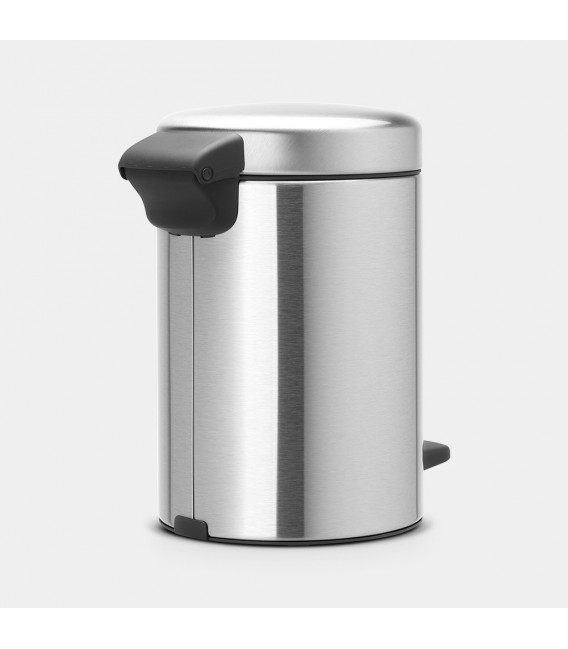 Pedal Bin Brabantia newIcon 3 litre - Matt Steel Fingerprint Proof