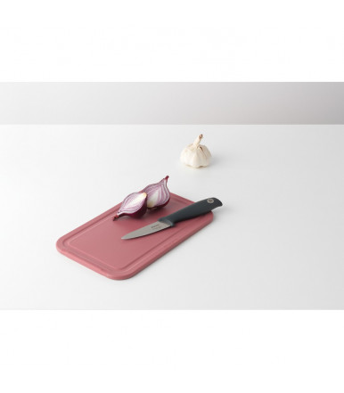 Chopping Board Small Brabantia TASTY+ Grape Red