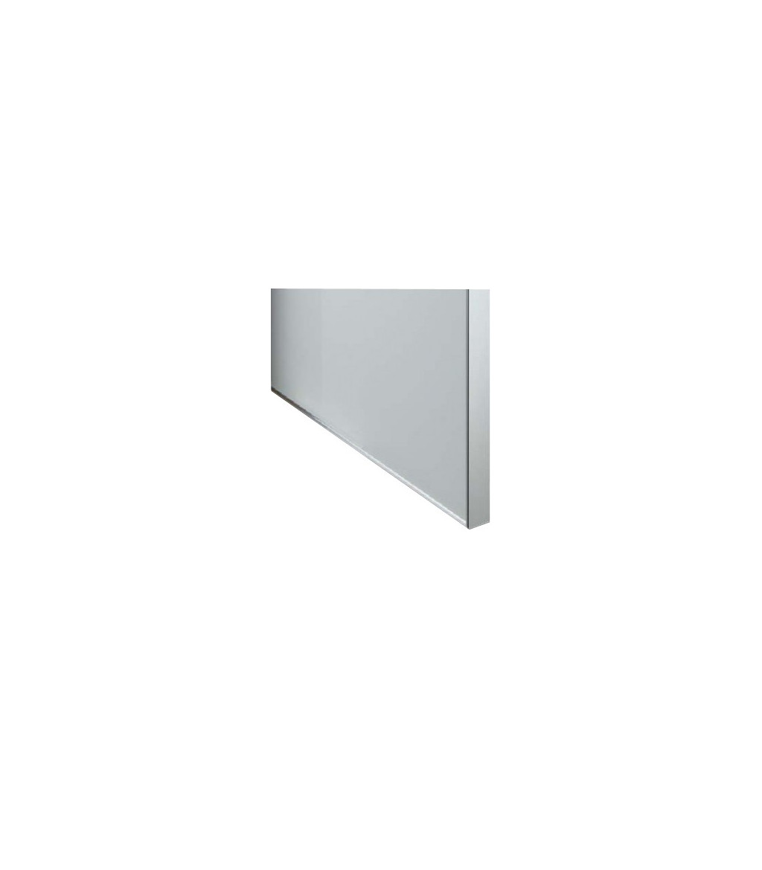 Anta Vetro Su Misura.Anta Per Mobile Con Profilo In Alluminio E Pannello In Vetro Acidato