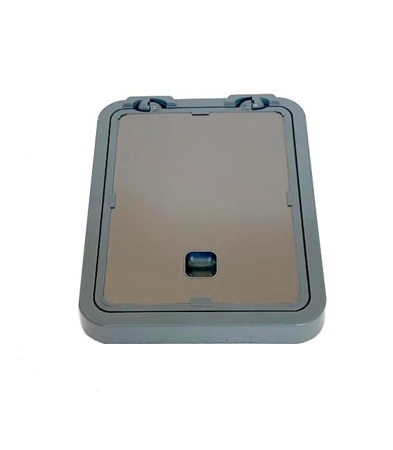 Coperchio Tecnoinox Tecnokit senza filtro 10 lt