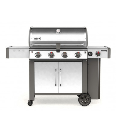 Weber Gas Barbecue Genesis II LX S-440 GBS Stainless steel