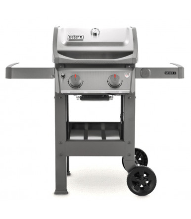 Weber Barbecue Spirit II S-210 GBS - Gasgrill Edelstahl