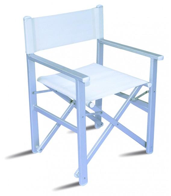 Salina folding chair in teak