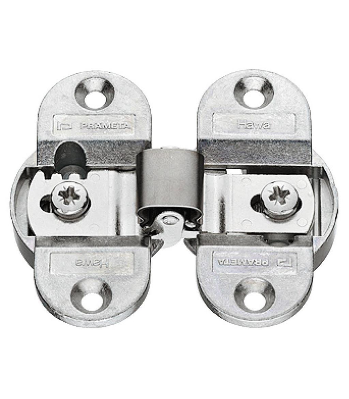 Bracelet Charnière//Rail Latéral Charnière 180 ° Ouverture-paire avec vis prokraft PKR LSG//C